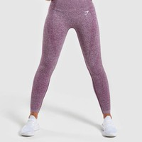 Gymshark Vital Seamless Leggings - Purple