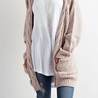Winter Sweater Jacket [287764217885]