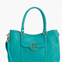 Tory Burch 'Amanda - Angelux' Leather Hobo | Nordstrom