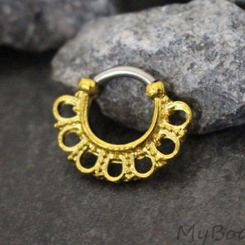 Tribal Segment Ring