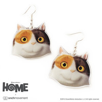 Onch Movement — Pig Earrings