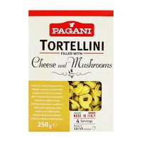 Pagani Tortellini with Mushrooms and Cheese, 8.5 oz (250g)