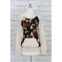 Rosie Patches Sweater