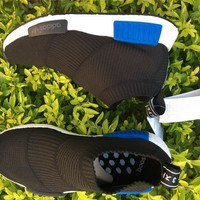 adidas Originals NMD Chukka Mid Black Blue