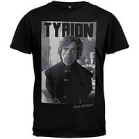 Game of Thrones - Stern Tyrion T-Shirt