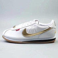 Mister Cartoon x Nike Cortez Retro Fashion Sneakers Sport Shoes