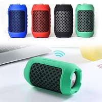 ONLENY Wireless Bluetooth Speaker HIFI Stereo Sound TF Music Player Subwoofer
