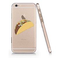 Amazon.com: Sandwich Slim Iphone 6 Plus Case, Clear Iphone Hard Cover Case For Apple Iphone 6 Plus-Emerishop (AH1070): Cell Phones & Accessories