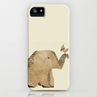 elephant  iPhone & iPod Case by bri.buckley
