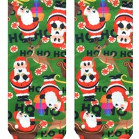 Saint Nick Ankle Socks