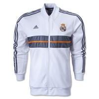 Real Madrid Anthem Jacket - WorldSoccerShop.com