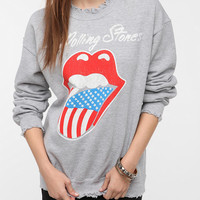 Urban Outfitters - Rolling Stones Rock Band Sweatshirt