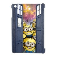 Tardis Doctor Who Police Box Durable Case Cover for Ipad Mini