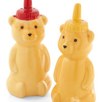 Streamline Quirky Yummy Bears Salt and Pepper Set