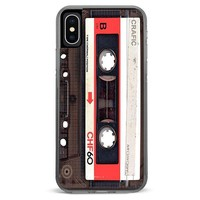 Red Vintage Tape iPhone Xs Max case