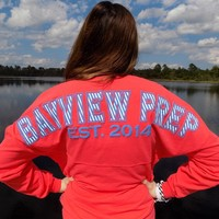 Spirit Jersey® in Coral