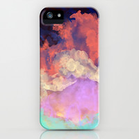 Into The Sun iPhone & iPod Case by Galaxy Eyes