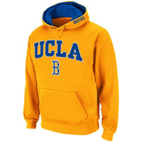 UCLA Bruins Dreams Fleece Hooded Sweatshirt - Gold