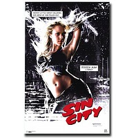 Sin City 2005 Movie Poster 22x34