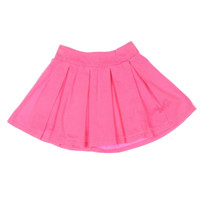 Ruby & Bloom Girls Pleated Flare Skirt