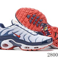 Hcxx 19July 1181 Nike Air Max Plus Sports Flyknit Running Shoes