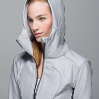 On The Daily Hoodie *PU Coated