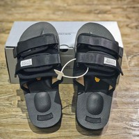 NOV9O2 Suicoke Vibram Moto-vs Nylon Slipper Style #6 Sandals