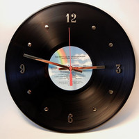 TOM PETTY Vinyl Record Wall Clock Southern by recordsandstuff