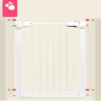 Iron safety gate pet baby stair gate  extend panel for safety gate iron gate extension