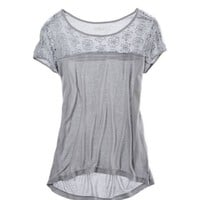 Aerie Embroidered T | Aerie for American Eagle