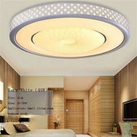 48W 60W 76W 124W LED Ceiling Light fixture Living room Bedroom lamp 220V round Acrylic Led ceiling lamps Lighting Free Shipping
