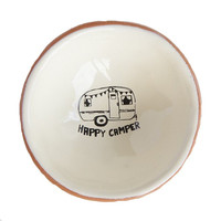 Happy Camper Small Trinket Dish By Natural Life