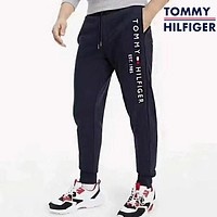 TOMMY HILFIGER Popular Men Women Casual Sport Pants Trousers Sweatpants