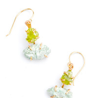 Gem Ladder Earrings