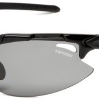 Tifosi Pave Wrap Sunglasses