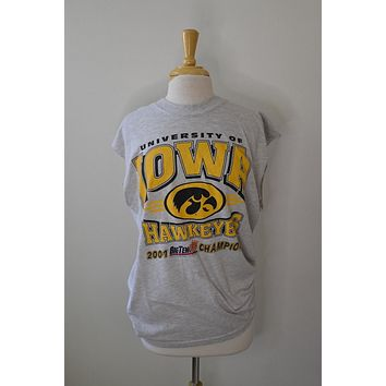 2001 Hawkeye Big Ten Championship Tank