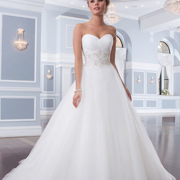 New Arrival Ball Gown wedding Gowns long Sweet Pure White Lace Wedding Dresses vestido de noiva 2016 Luxury Hand made Crystal