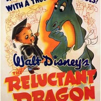 Reluctant Dragon 11x17 Movie Poster (1941)