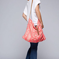 The Blushing Gypsy by Love Stitch Crossbody Bag