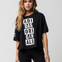 ADIDAS Originals Womens Tee | Graphic Tees