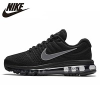 NIKE Original New Arrival AIR MAX Running Shoes Breathable 849560-001