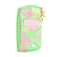 Lilly Pulitzer Carded ID Wristlet Canvas