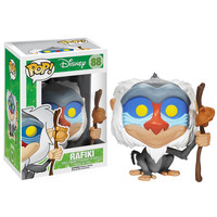 Funko POP! Disney - Vinyl Figure - RAFIKI (The Lion King) (Pre-Order ships Sept.): BBToyStore.com - Toys, Plush, Trading Cards, Action Figures & Games online retail store shop sale