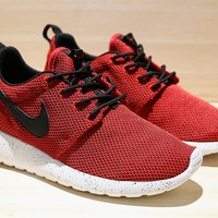 Nike Roshe Run (GS)-University Red/Black-White 599728-600 Youth Shoes at Primitive Shoes & Apparel