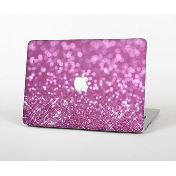 """The Pink Unfocused Glimmer Skin Set for the Apple MacBook Air 13"""""""