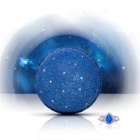 Starry Night - Bath Bomb With a Ring and a Chance to Win a $10k Ring