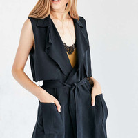 J.O.A. Trench Vest - Urban Outfitters