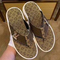 LV Fashion Slippers