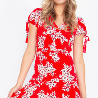 Sugarlips Another Day Floral Dress