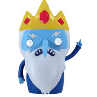 ADVENTURE TIME ICE KING POP VINYL TOY